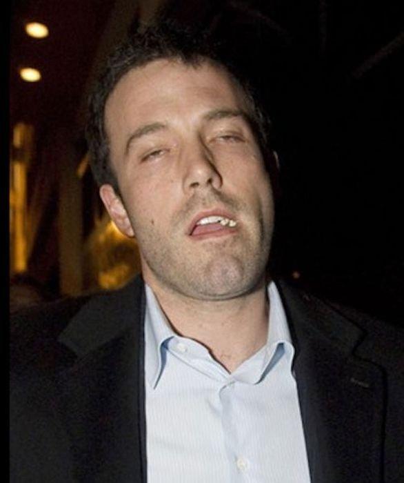 Girls, a drunk Ben Aff...
