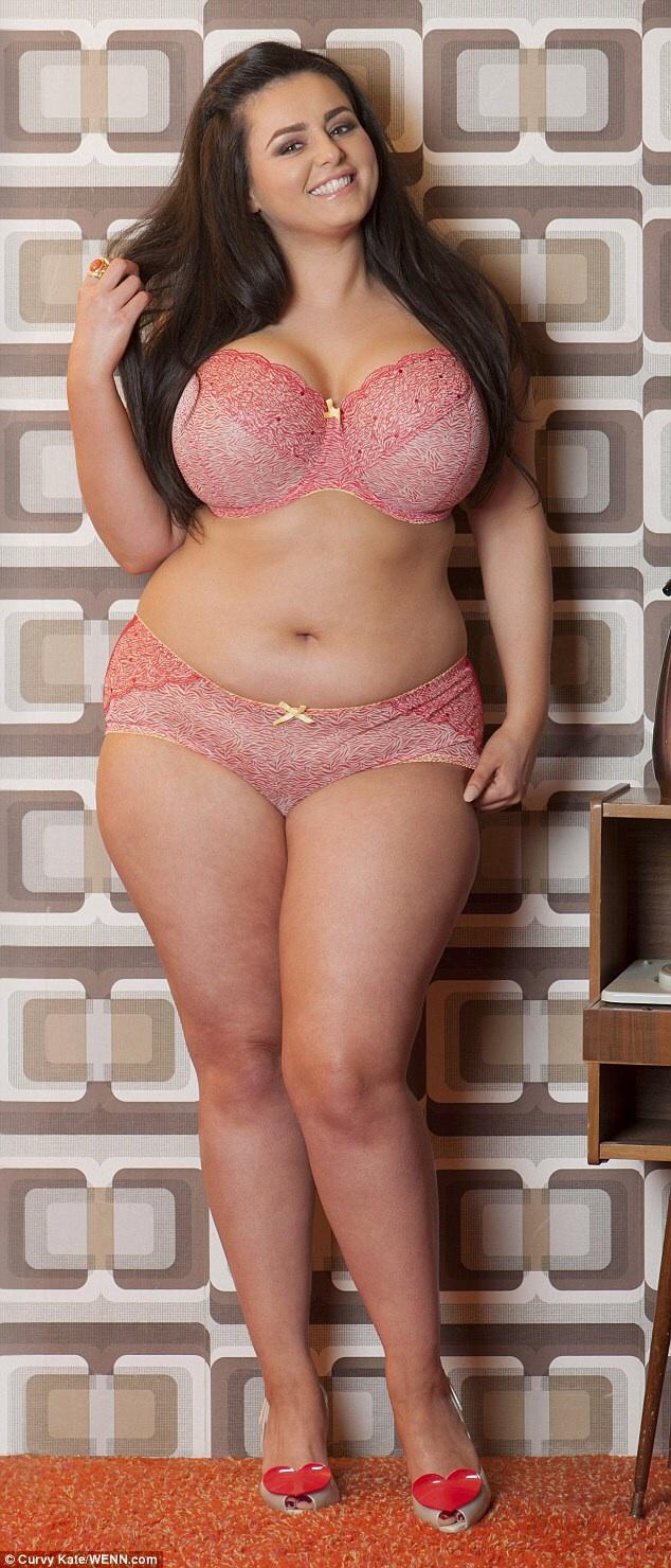 Is she fat or curvy?