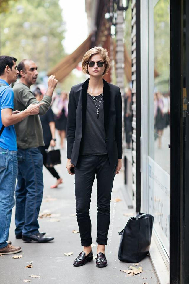 GAGers! what do you think about androgynous style on a girl??