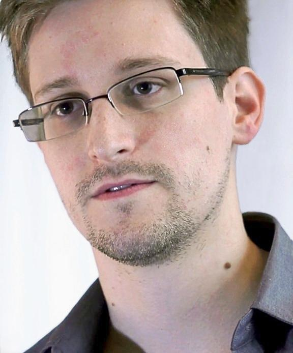 Would you date Edward Snowden?