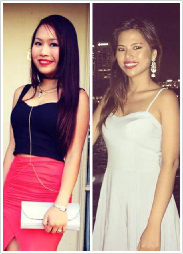 Guys, which girl looks better ( pic)?