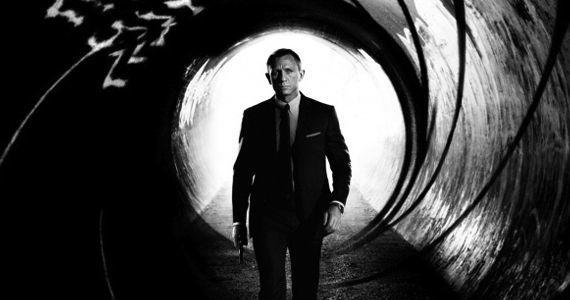 Are you excited for the new JAMES BOND movie?