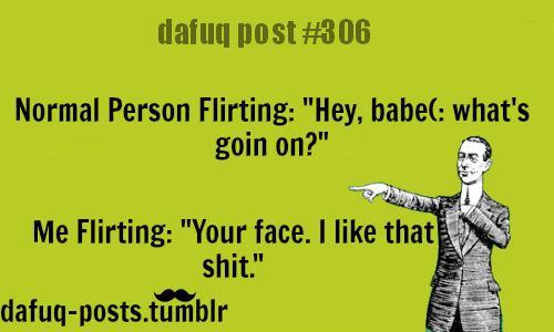 How often do you flirt without realizing it?
