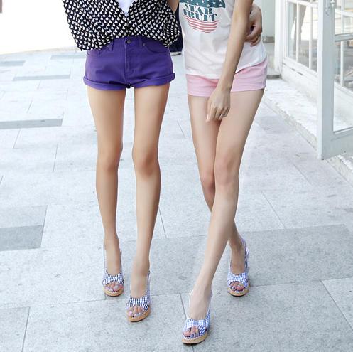 Are thicker legs unattractive?