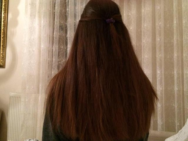What do you think about my hair?