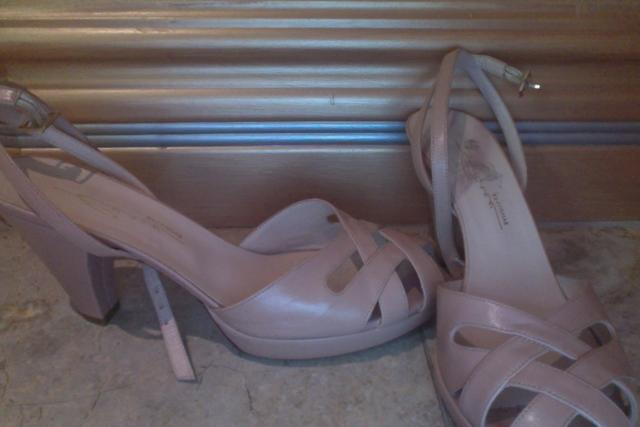 Is it weird to be wearing high heels at 14 or 15?