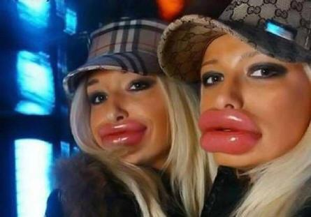 Girls, why do some of you think you need these physical looks?