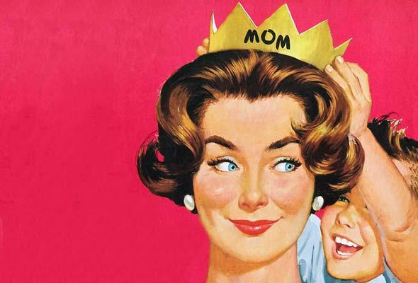 I adore my Mom, because she is _______?