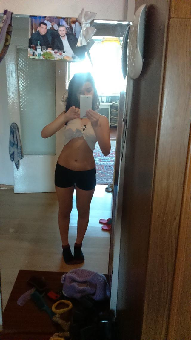 Am I fat or skinny ?(with picture)?