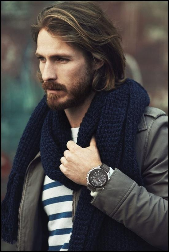 Girls, do you find long hair and/or facial hair attractive?