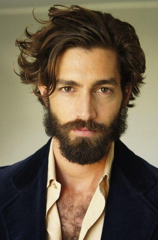 Beard Study Shows Heavy Stubble Makes Men Especially Attractive To Women