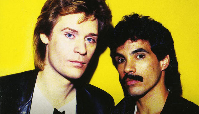 Hall and Oates?