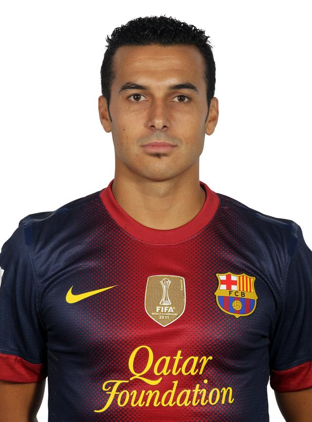 Rate Pedro Rodriguez from FC Barcelona?