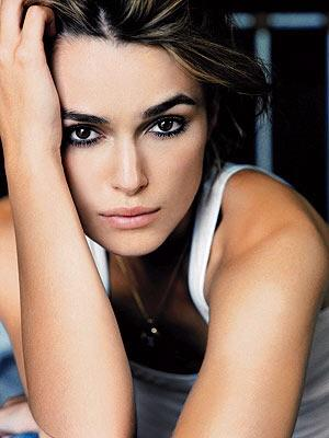 What do you guys think about Keira Knightley (look wise)?