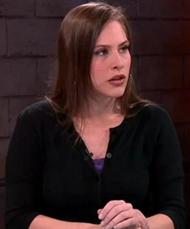 Ana Kasparian, is she one of the most beautiful woman ever ?