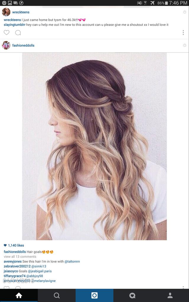 What do you think of this hair color ?