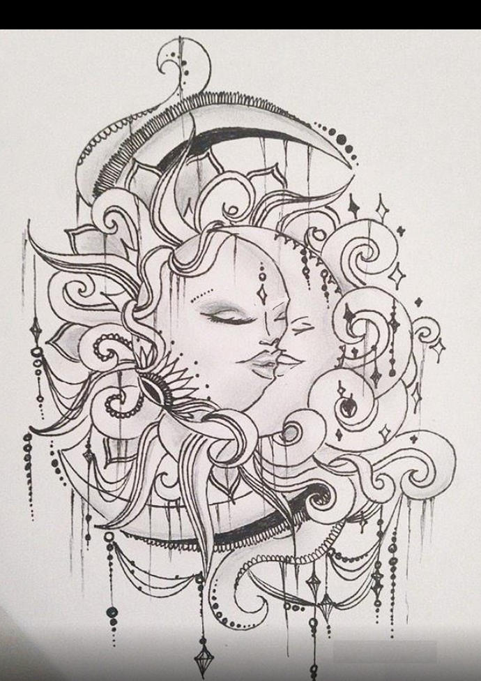 Thoughts on this for a thigh tattoo??