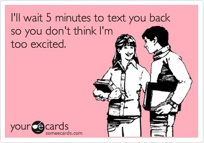 Are you a SPEEDY TEXTER or a SLOW TEXTER?