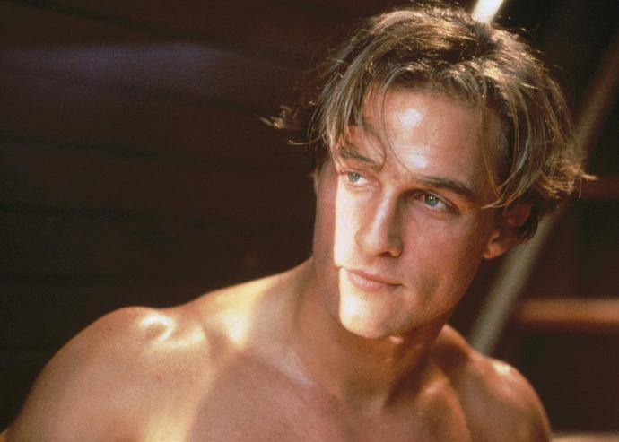 Rate Matthew McConaughey?