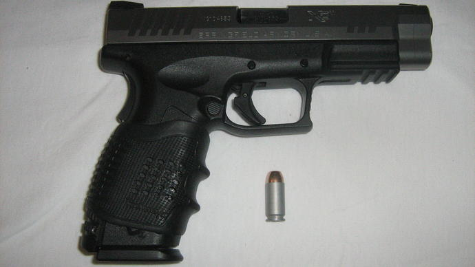 How many of you hold a concealed firearms permit?