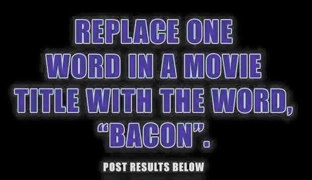 Replace one word in a movie title with