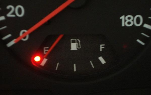 When Do You Usually Fill Up Your Gas Tank?