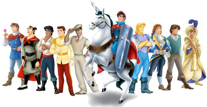 Who's your favorite Disney prince and/or male cartoon lead (not necessarily a prince)?