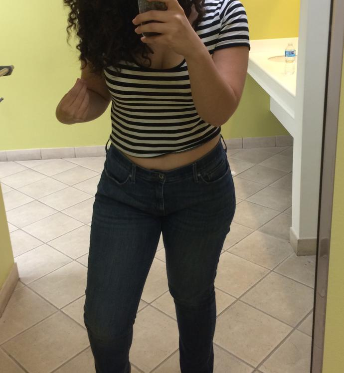 Do I look as if I am in somewhat decent shape?
