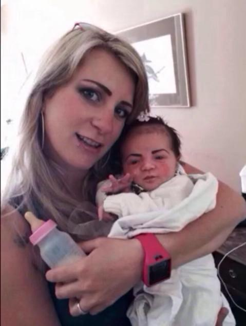 Would you ever do your baby's eyebrows?