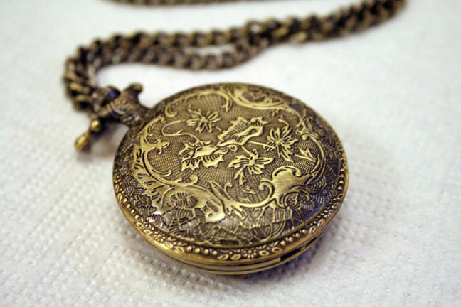 Do you like steampunk pocket watches?