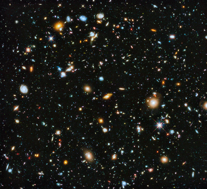 Anyone else felt insignificant when realizing the vastness of space?