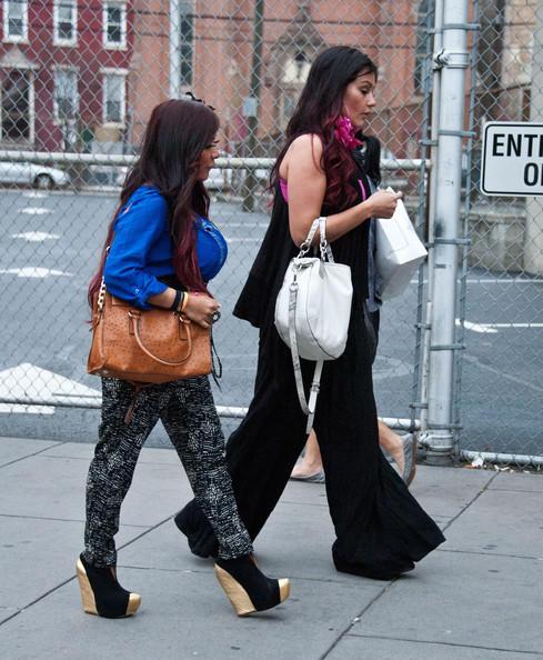 Short women wearing high heels annoying?