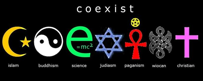 What's your current religion or religion with particularly the same belief or practices?