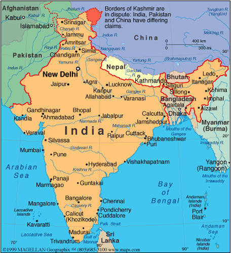 When you think of India, what first comes to mind?