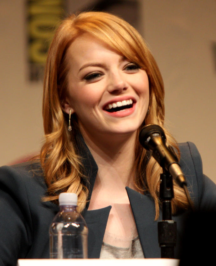 If you can, would you date Emma Stone?