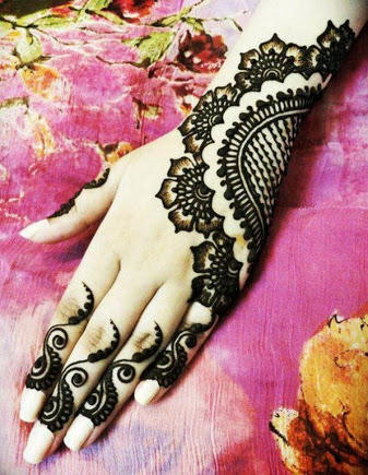 Guys and Girls, Do You Think These Mehndi Designs Look Good?
