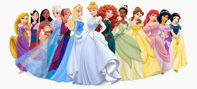 Who's the hottest Disney princess?
