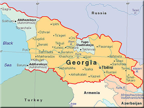 When you think of Georgia, the country, what first comes to mind?