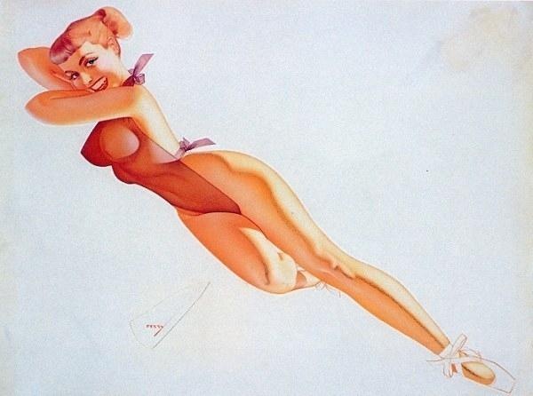 What do you think of these pinups?