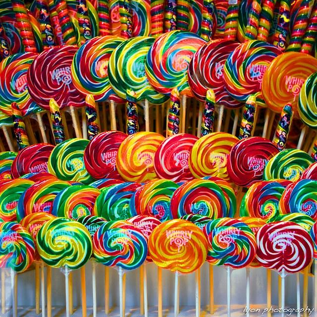 What is your facorite Candies? Do you like Lollipop/Gumball/Chocolates/ Candies?