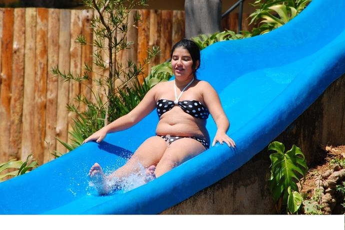 Why was I suprised to see an Indian girl in a bikini?