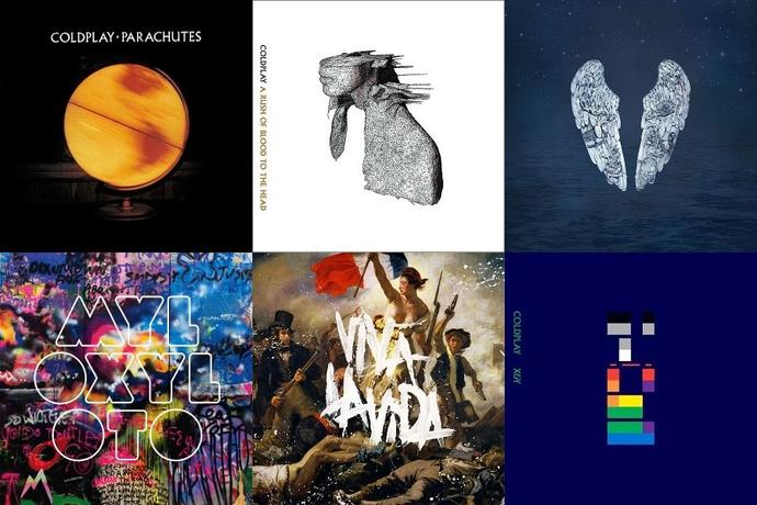 Favourite Coldplay album?