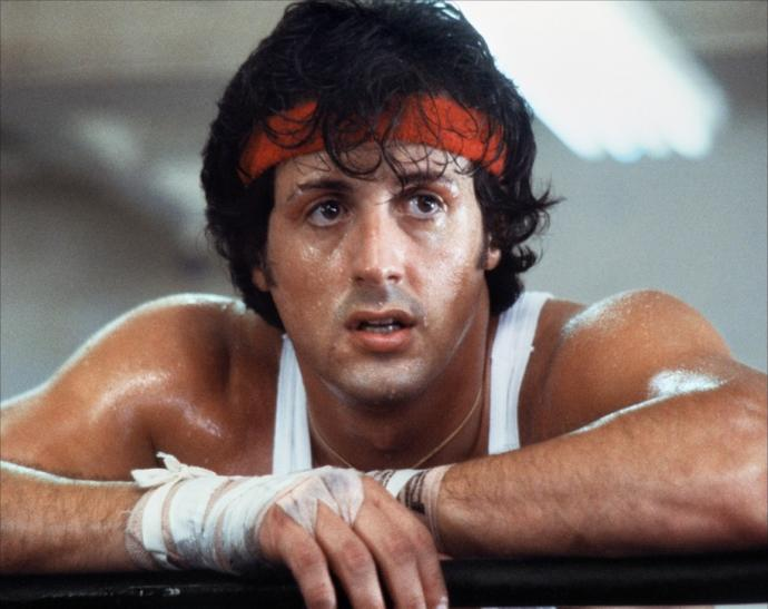 Which character of Sylvester Stallone you like most?