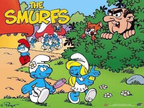 Smurfs in Kingdom Hearts?