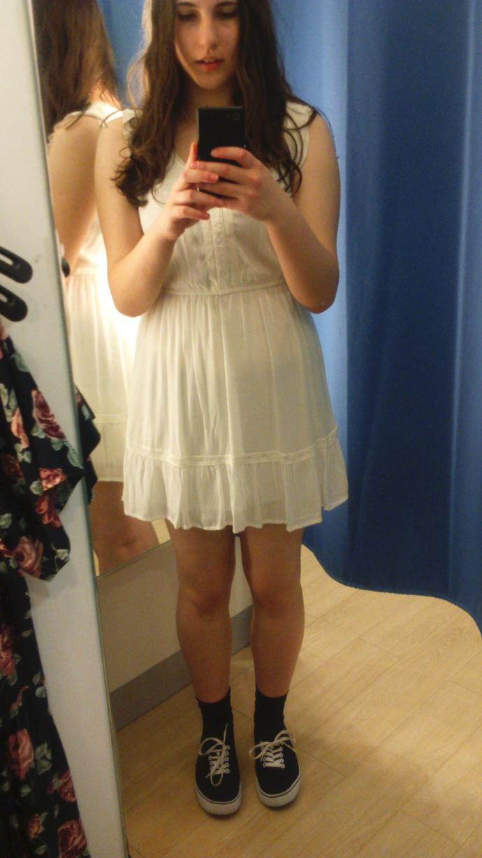 Which dress is better???