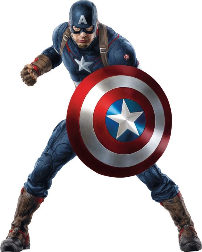 Rate this Marvel super hero: Captain America?