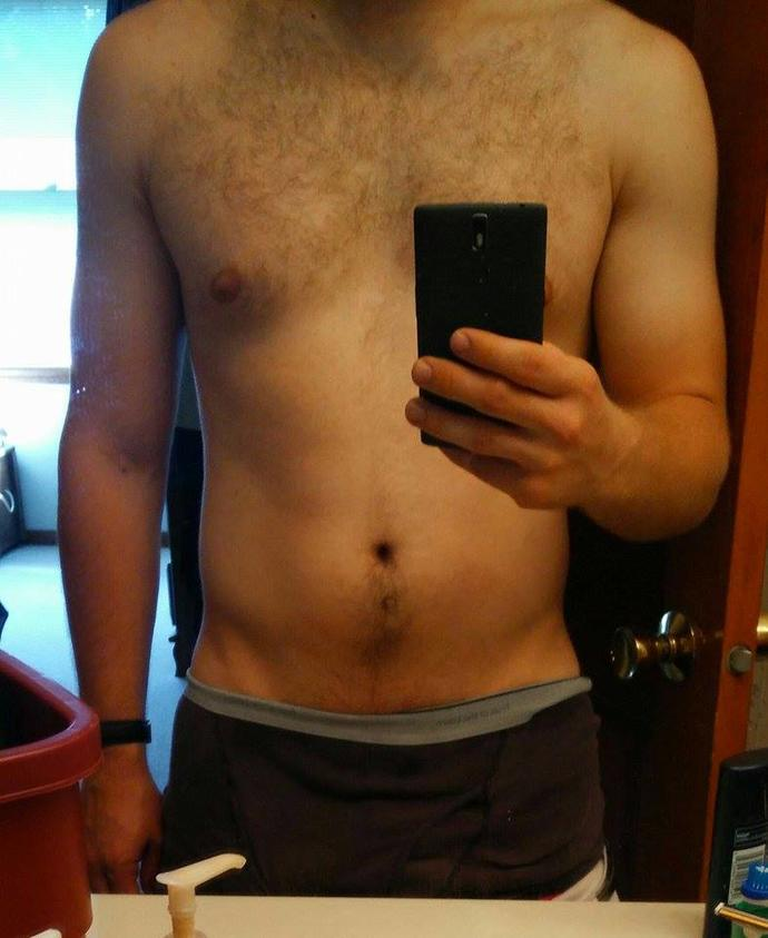 Girls, rate my body?