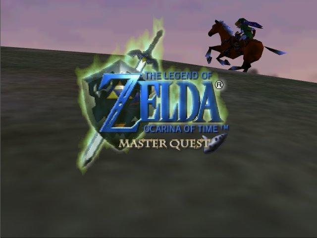 Anyone here played The Legend of Zelda Ocarina of Time:Mater quest?