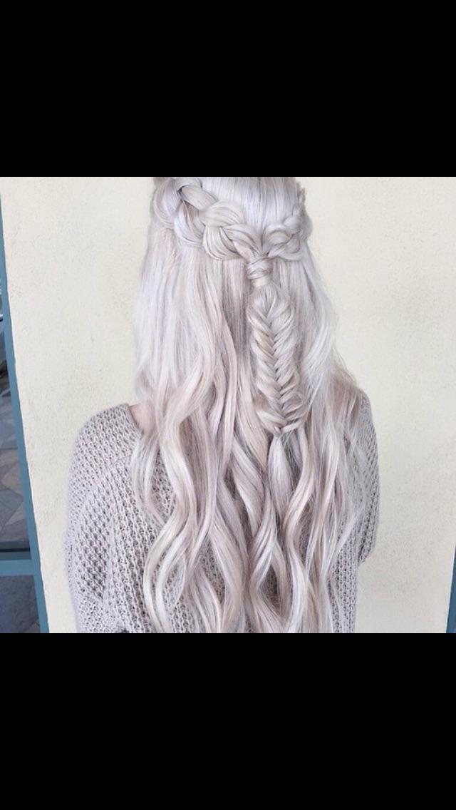 Guys, Should I dye my hair like this?