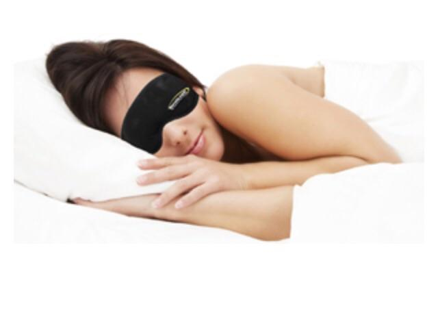 Who actually uses sleeping eye masks?